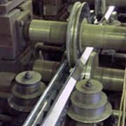 Линия для производства рейки крепления сайдинга фото