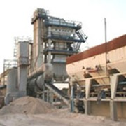 Асфальтобетонный завод Ammann140 фото