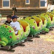 Детский паровозик Dragon Train Code 40.13 фото