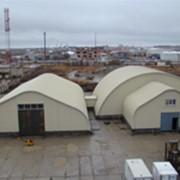 Строительство ангаров в Алматы фото