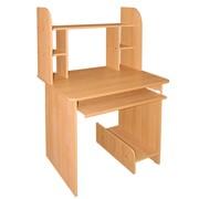 Стол для компьютера с надстройкой фото