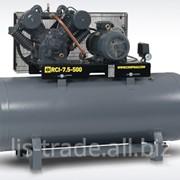 Поршневые компрессоры серии RECOM RCI с производительностью до 1,2 м3/мин RCI-7,5-270 фото