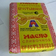 Масло « крестьянское» блочное ГОСТ Р 52969-2008 фото