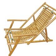 Шезлонг-софа, бамбук (116*58* Н79) 56906 фото