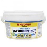 Грунтовка Бетон-контакт Neomid 6кг фото