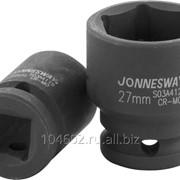 Торцевая головка ударная 1/2DR, 18 мм, код товара: 47830, артикул: S03A4118 фото