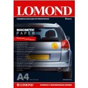 Магнитная бумага для струйных принтеров Lomond Magnetic глянцевый фото