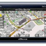 Автомобильный навигатор xDevice Imola DeLuxe фото