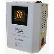 Стабилизатор напряжения SLP-500ВА для газового котла релейного типа фото