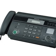 Факсимильный аппарат Panasonic KX-FT982UA фото