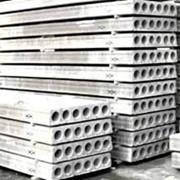 Плиты перекрытия бетонные. фото