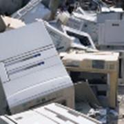 Комплексная утилизация электронного оборудования фото