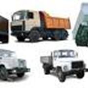 Аренда автотранспорта грузового, дорожно-строительной техники фото