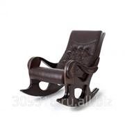 Кресло-качалка Грация (Венге) фото