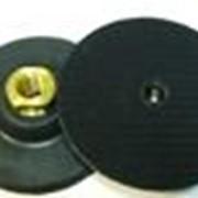 Держатель гибкий резиновый d 100 мм крепление резьба М14 фото