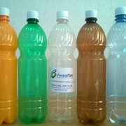 Пластиковые ПЭТ бутылки Красноярск фото
