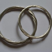 Серебряная проволока 925 пробы Ø 0.8 фото