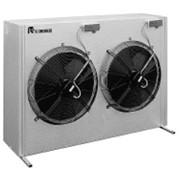 Воздухоохлаждаемые конденсаторы с осевыми вентиляторами фото