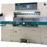 Бумагорезальная машина DAEHO с-СUTTER C-1160 фото