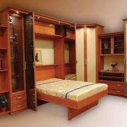 Шкаф-кровать. Подъемая кровать. Откидная кровать под заказ в Минске. фото