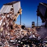 Уничтожение отходов фото