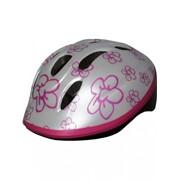 Цветы Bellelli шлем детский, S (48-54) см, Серебристый фото