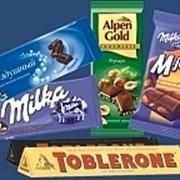 Шоколад Kraft Foods фото