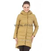 Куртка Clasna 045 охра фото