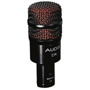 Инструментальный микрофон для ударных Audix D4 фото