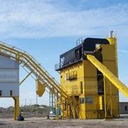 Стационарный асфальтный завод- контейнерного типа LINTEC фото