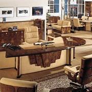 Кабинеты для руководителей, комплекты президент класса, кабинеты VIP уровня. фото