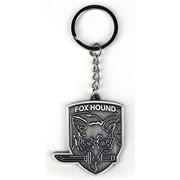 Брелок Metal Gear Rising - Foxhound (железн) фото