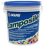 Быстросхватывающееся гидравлическое вяжущее для остановки водных протечек Lamposilex фото