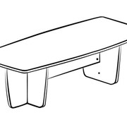 Стол для переговоров Стол 41-42 .54 фото