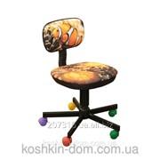 Кресло детское Бамбо Дизайн №6 Рыбка фото