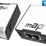 Маршрутизатор Mikrotik mAP-2n фото