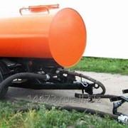 Бочка поливомоечная прицепная к трактору МТЗ фото