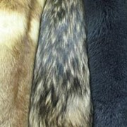 Пошив меховых воротников фото