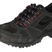 Кроссовки Kindzer Z-17 Black|Red фото