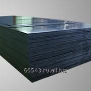Листы полиэтилена (PE) 100, черного цвета фото