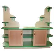 Мебель для детских садов Уголок природы В1 фото