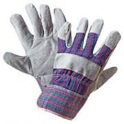 Перчатки спилковые Ангара фото