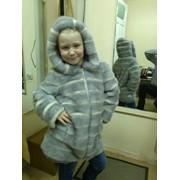 Пошив детской одежды из меха фото