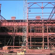 Здания из легких металлоконструкций фото