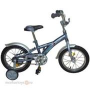 """Велосипед 2-х 12"""" Delfi сер/серебристый 44103Х фото"""