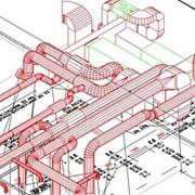 Проектирование и монтаж инженерных сетей, инжиниринг фото