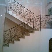 Ограждения балконные и лестничные фото