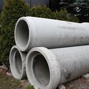 Железобетонные трубы с раструбом фото