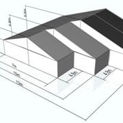 Конструкции тентовые M-серия фото