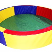 Сухой бассейн круглый 150*40 см БК-4 фото